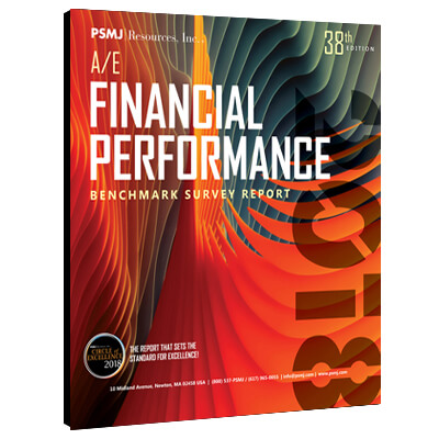 2018 A/E Financial Performance Benchmark Survey Report
