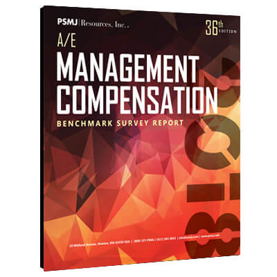 2018 A/E Management Compensation Benchmark Survey Report
