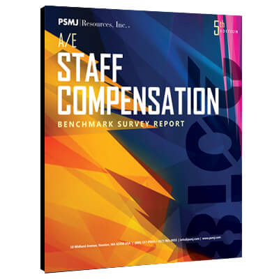 2018 A/E Staff Compensation Benchmark Survey Report