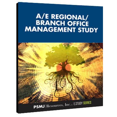 A/E Regional/Branch Office Management Study