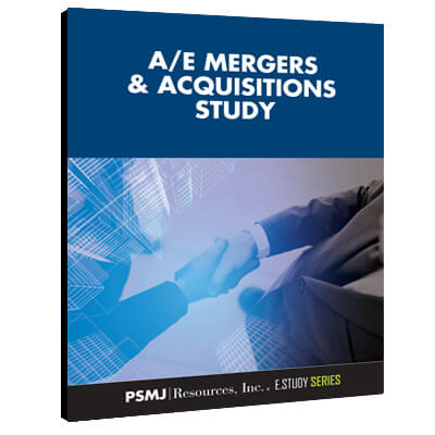 A/E Mergers & Acquisitions Study