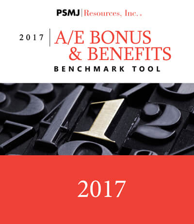 2017 A/E Bonus & Benefits Benchmark Tool