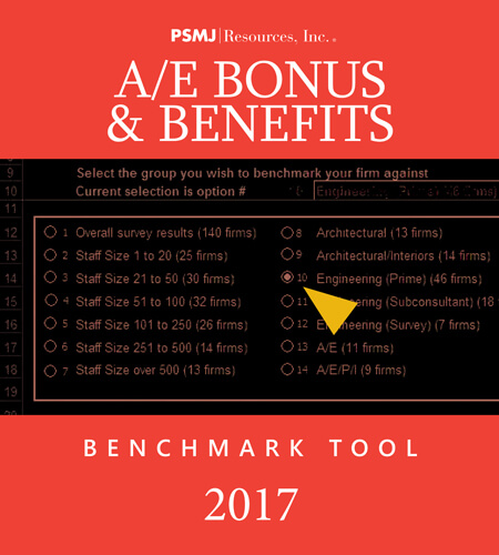 2017 Bonus & Benefits Survey Tool