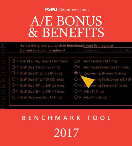 2017 Bonus & Benefits Survey Tool