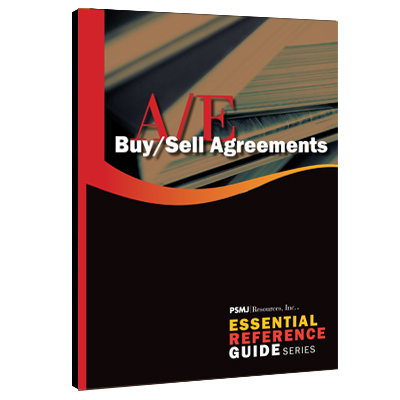 A/E Buy Sell Agreements