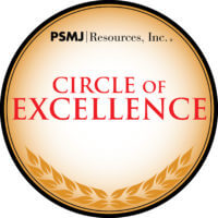 PSMJ's Circle of Excellence