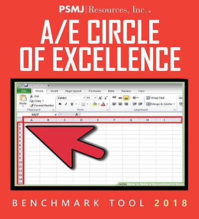 A/E Circle of Excellence Benchmark Tool