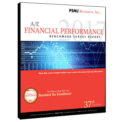 2017 A/E Financial Performance Benchmark Survey Report