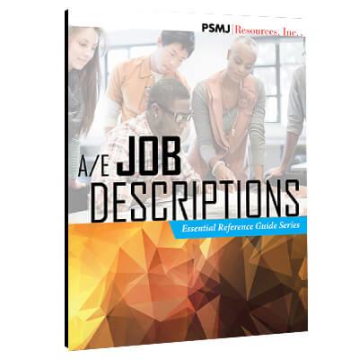 A/E Job Descriptions