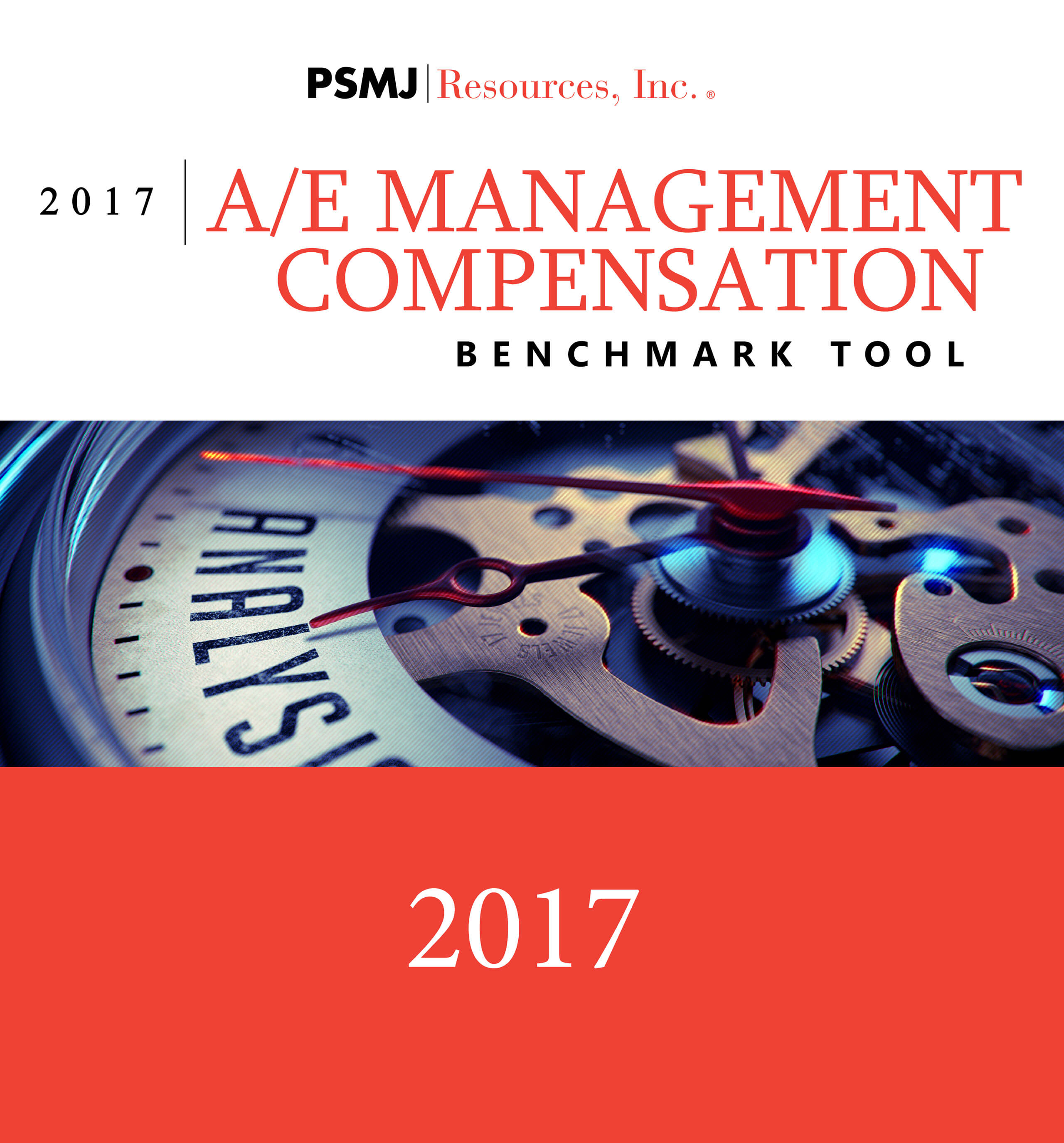 A/E Management Compensation Benchmark Tool