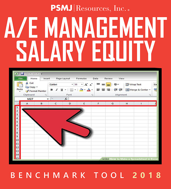 A/E Management Salary Equity Benchmark Tool