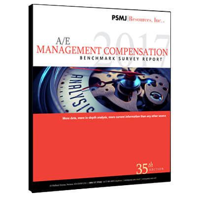 2017 A/E Management Compensation Benchmark Survey Report