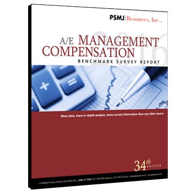 2016 A/E Management Compensation Benchmark Survey Report
