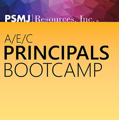 A/E/C Principals Bootcamp