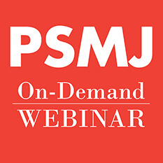 PSMJ On-Demand Webinar