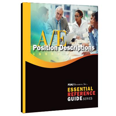 A/E Position Descriptions