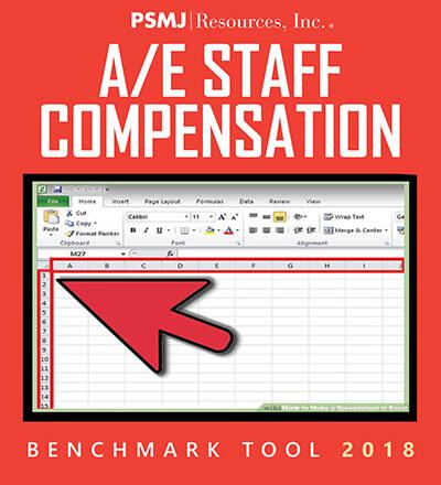 2018 A/E Staff Compensation Benchmark Tool