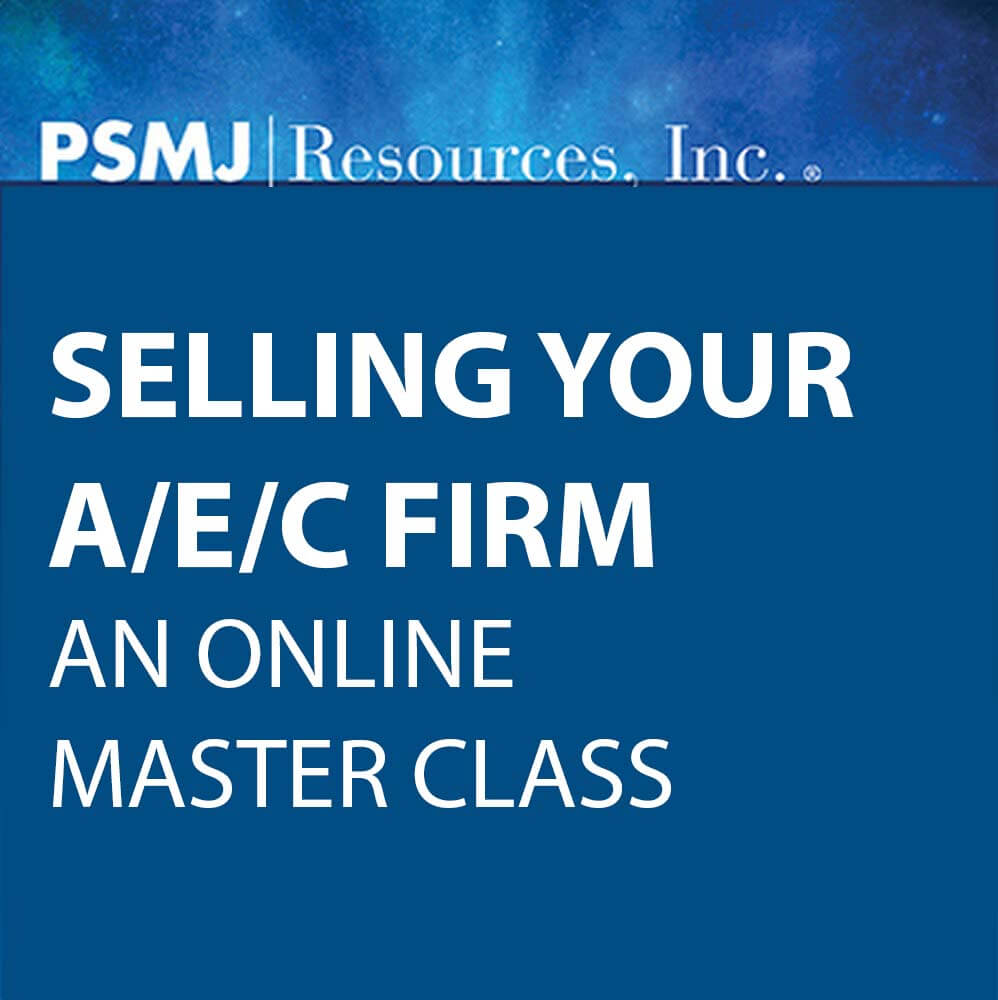 Sell Your Firm Online Master Class