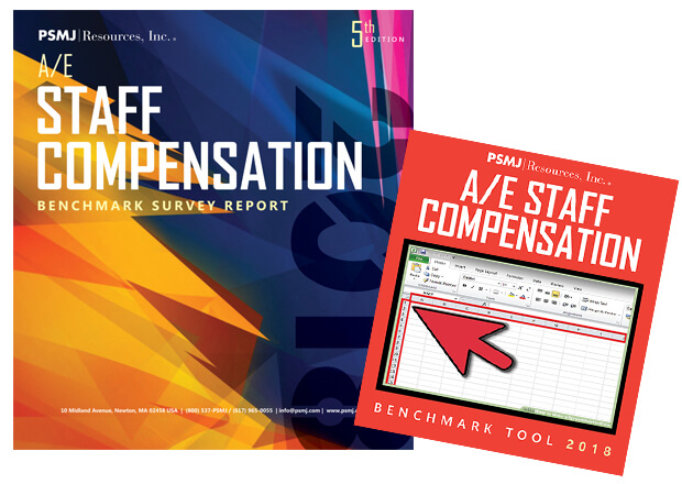 2018 A/E Staff Compensation Benchmark Survey Report and Tool Bundle
