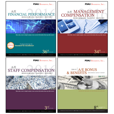 All PSMJ Benchmark Surveys