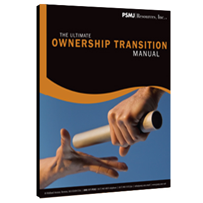 Ultimate Ownership and Transition Manual