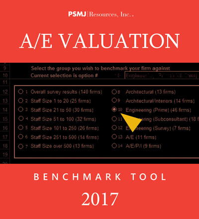 2017 A/E Valuation Survey Tool
