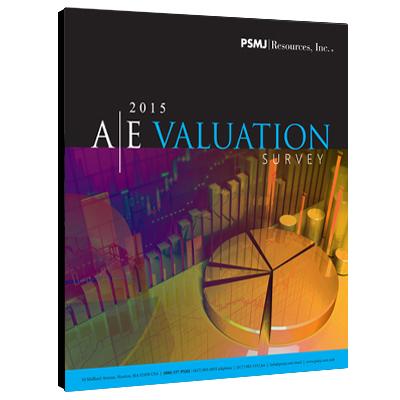A/E Valuation Survey (2015, Latest Edition)