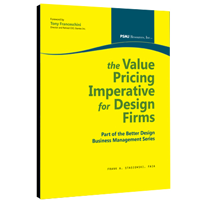 Value Pricing Imperative