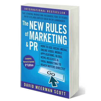 The New Rules of Marketing & PR, 6th Edition