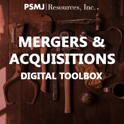 Mergers & Acquisitions Digital Toolbox