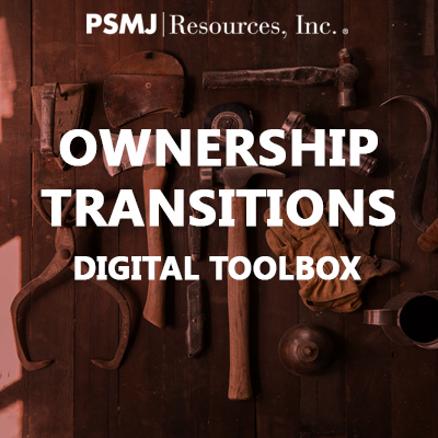 Ownership Transitions Digital Toolbox
